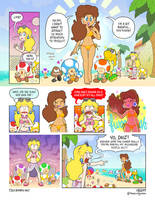 The 3 Little Princesses part 2, page 30 by TheBourgyman