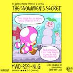 SMM2: The Snowmens Secret