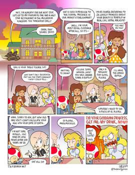 The 3 Little Princesses part 2, page 33