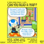 SMM2: Can You read A Map?