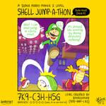 SMM2: Shell Jump-A-Thon
