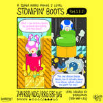 SMM2: Stompin' Boots