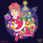 Holiday Cheer Daisy