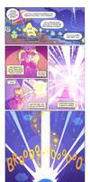 The 3 Little Princesses part 2, pages 48-49