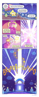 The 3 Little Princesses part 2, pages 48-49