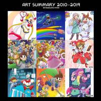 Art Summary Decade