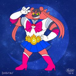 Sailor Incineroar