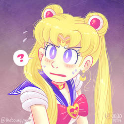Sailor Moon Draw Challenge