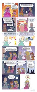 The 3 Little Princesses part 3, pages 81-82
