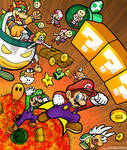The Super Mario Brothers