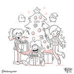 T3LP: A Christmas interlude