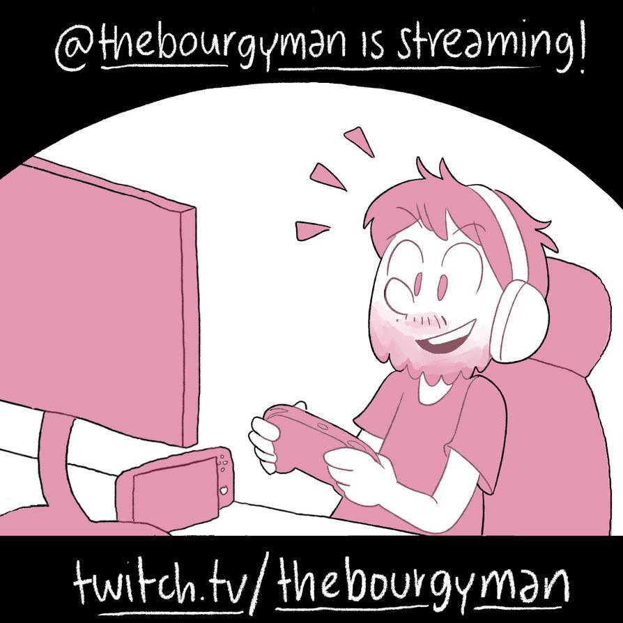Stream Game Casual