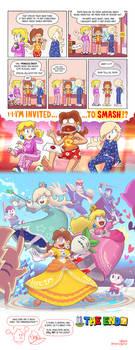 The 3 Little Princesses part 3, pages 109-110