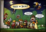 Snow White 'n the 7 Koopakids