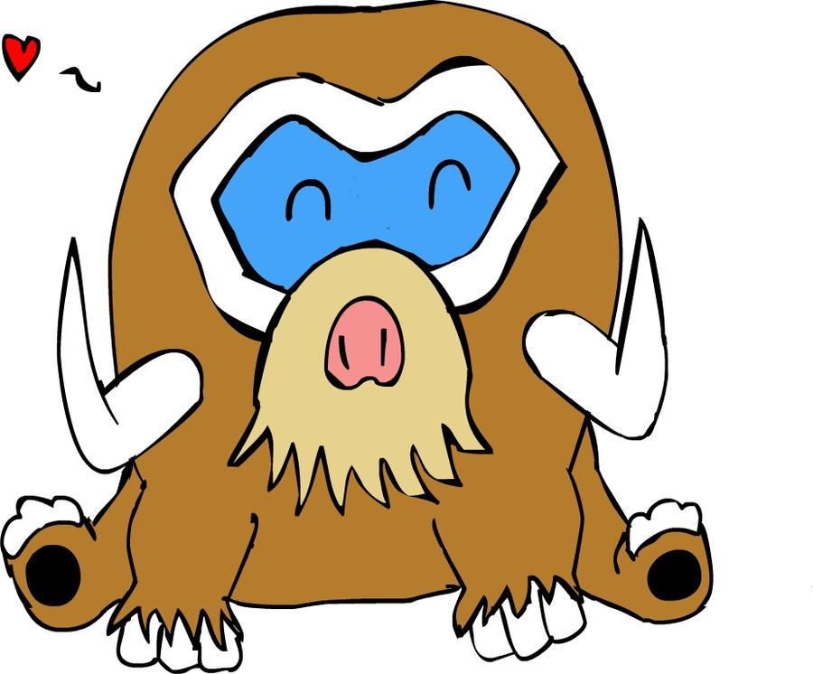 Mamoswine, Ice Shard, and Thick Fat   Pokémon Online