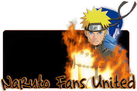 Naruto Fans United Banner Entry by Mitche27