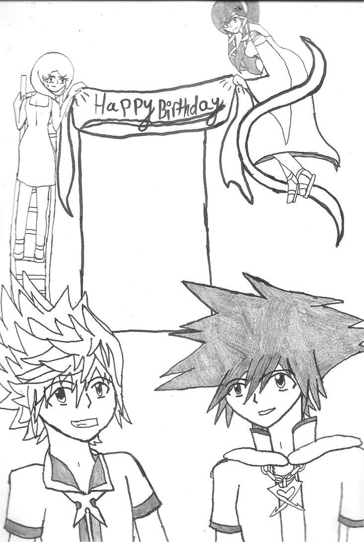 Birthday Jacob by SumomoSushi