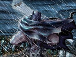 batman by bablu81