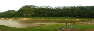 Munnar Panorama by kodereaper