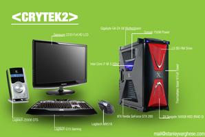 CryTek2 by kodereaper