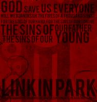 Linkin Park Fan Art by kodereaper