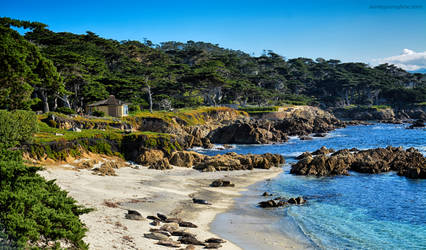 Monterey Bay by kodereaper