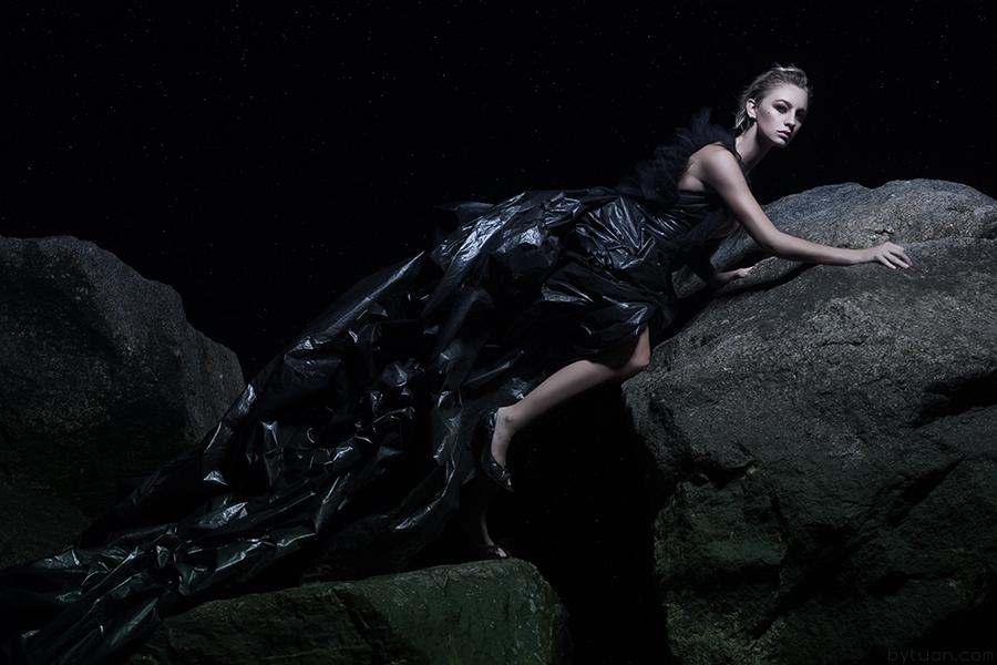 Beneath The Moon by ZirTuan