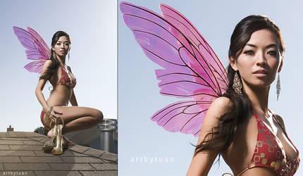 Tooth Fairy by ZirTuan