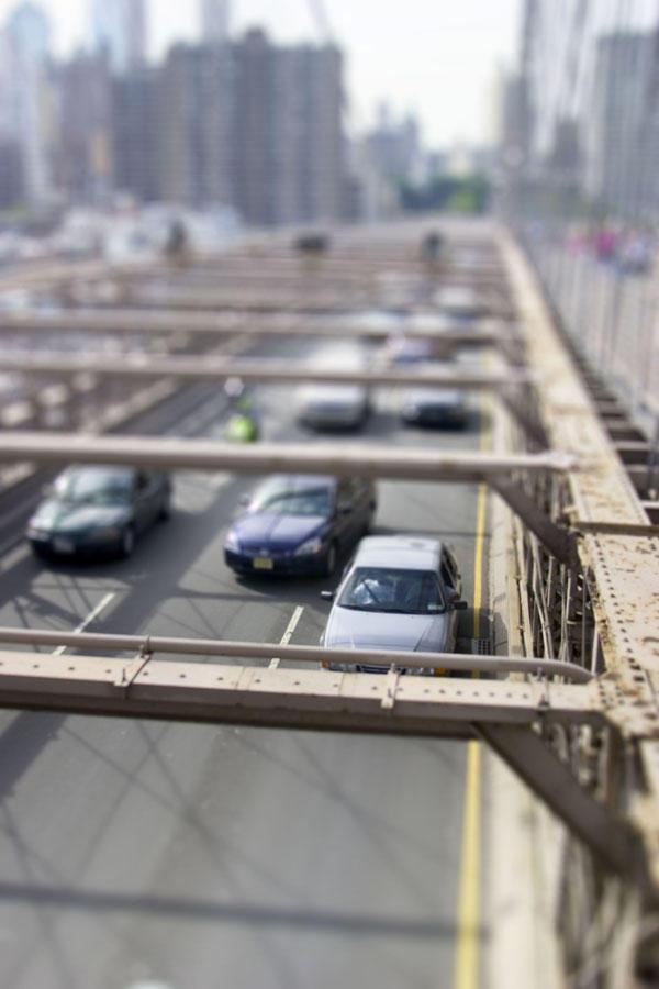 Brooklyn Bridge by Deliciousamoeba