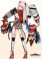 Prinz Eugen by Arescore