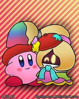 Kirby and Vividria