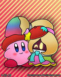 Kirby and Vividria