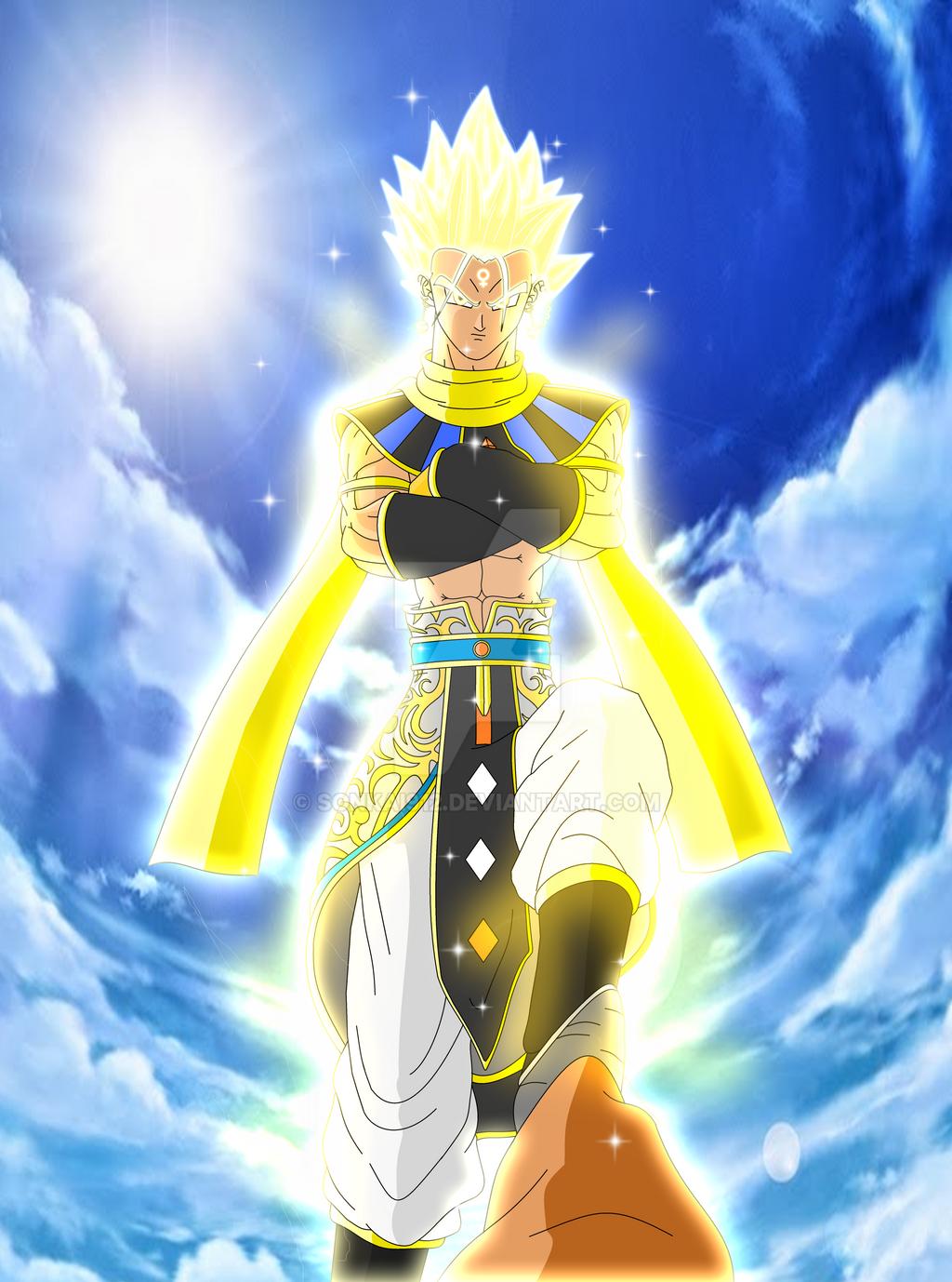 Kai-Lan God form by Sonkai912 on DeviantArt