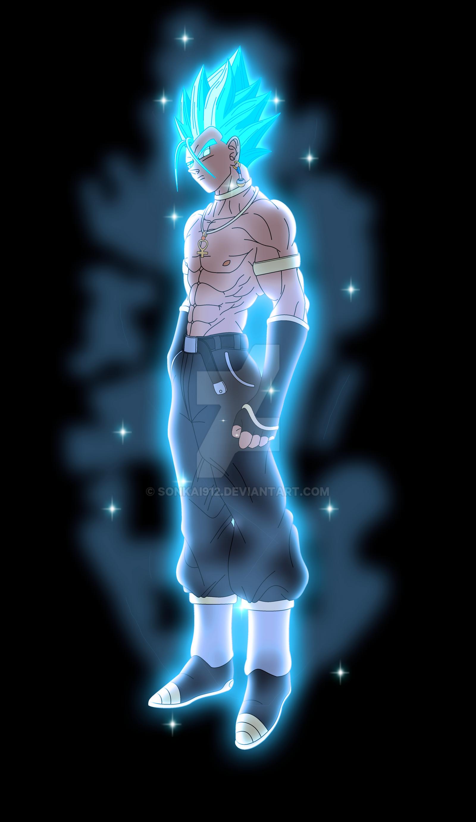 Kai-lan - Full Power God form by Sonkai912 on DeviantArt