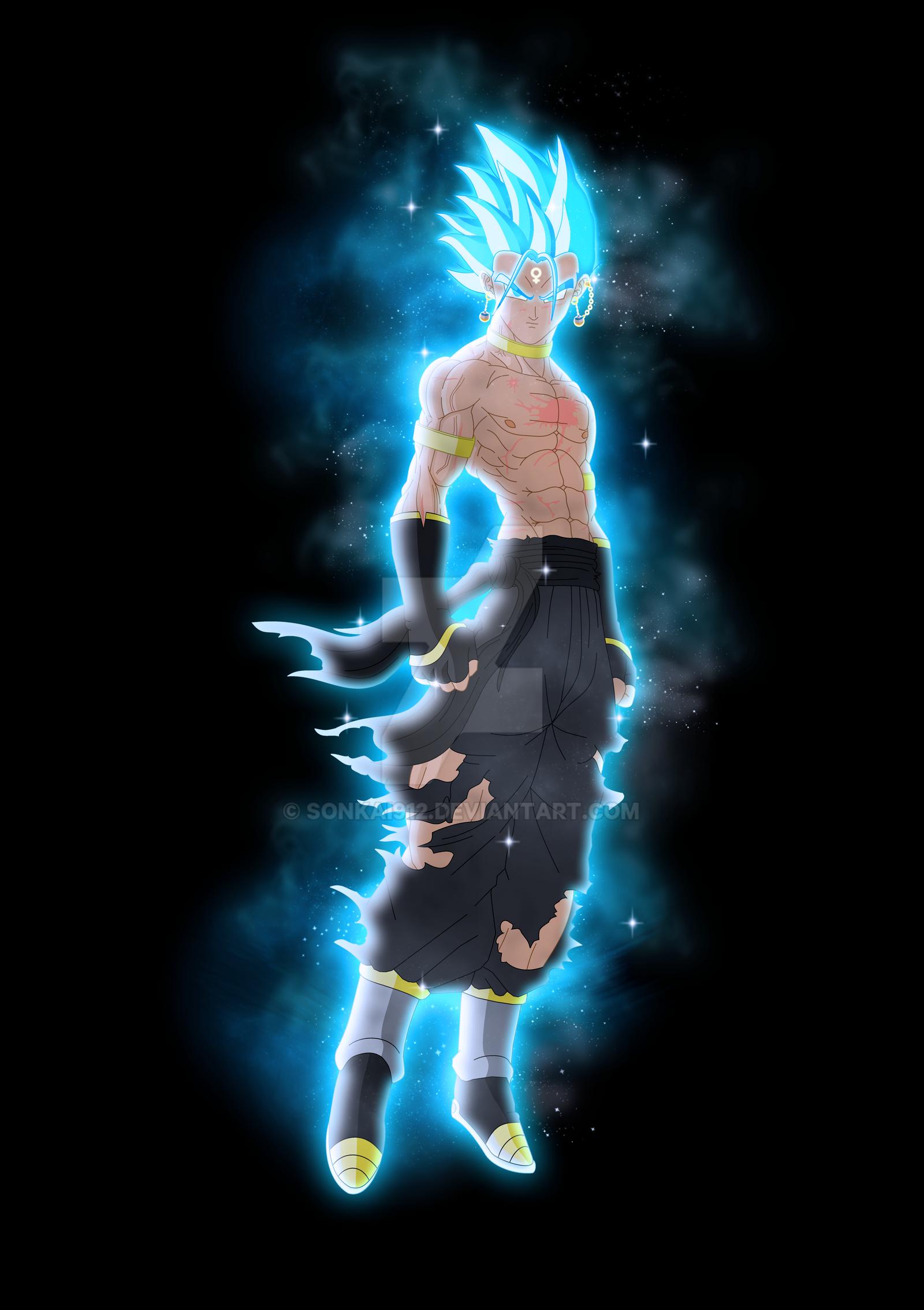 Kai-lan - Full Power God form. 2 by Sonkai912 on DeviantArt