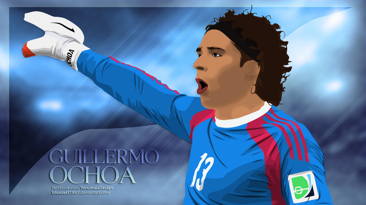 powerade wallpaper guillermo ochoa - photo #8