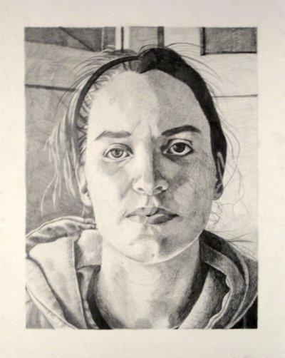 Self Portrait by stuffaeamade