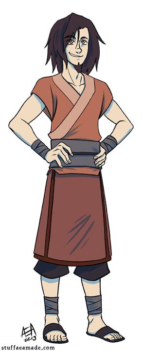 Avatar Wan by stuffaeamade