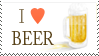 I love beer by Pallala