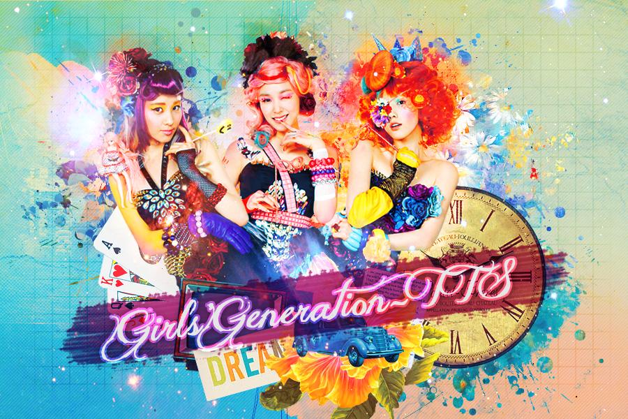 Girls' Generation - TTS (TaeTiSeo) ~Twinkle~ by ShimSungHyo