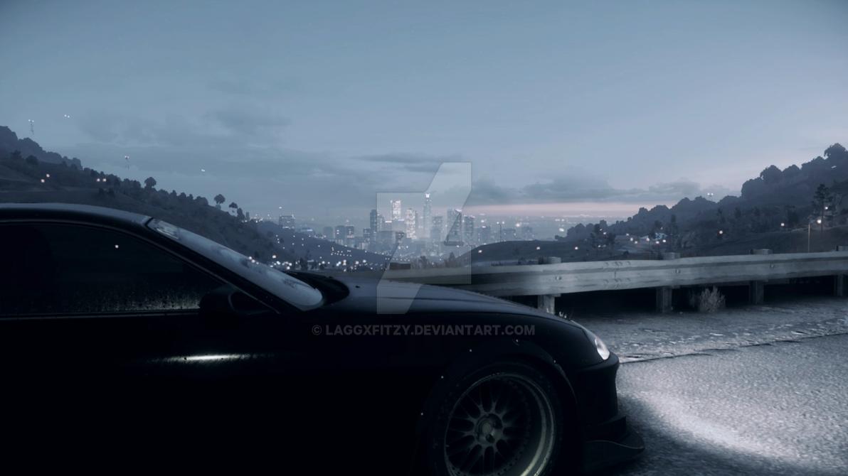 Supra Skyline by LAGGxFitzy