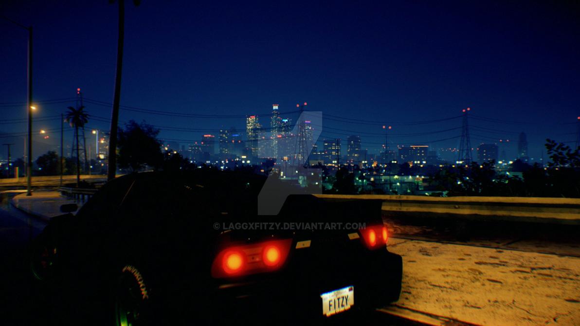 180sx Skyline by LAGGxFitzy