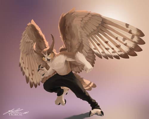 [Commission] Talon
