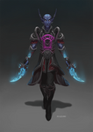 Commission- Nightborne