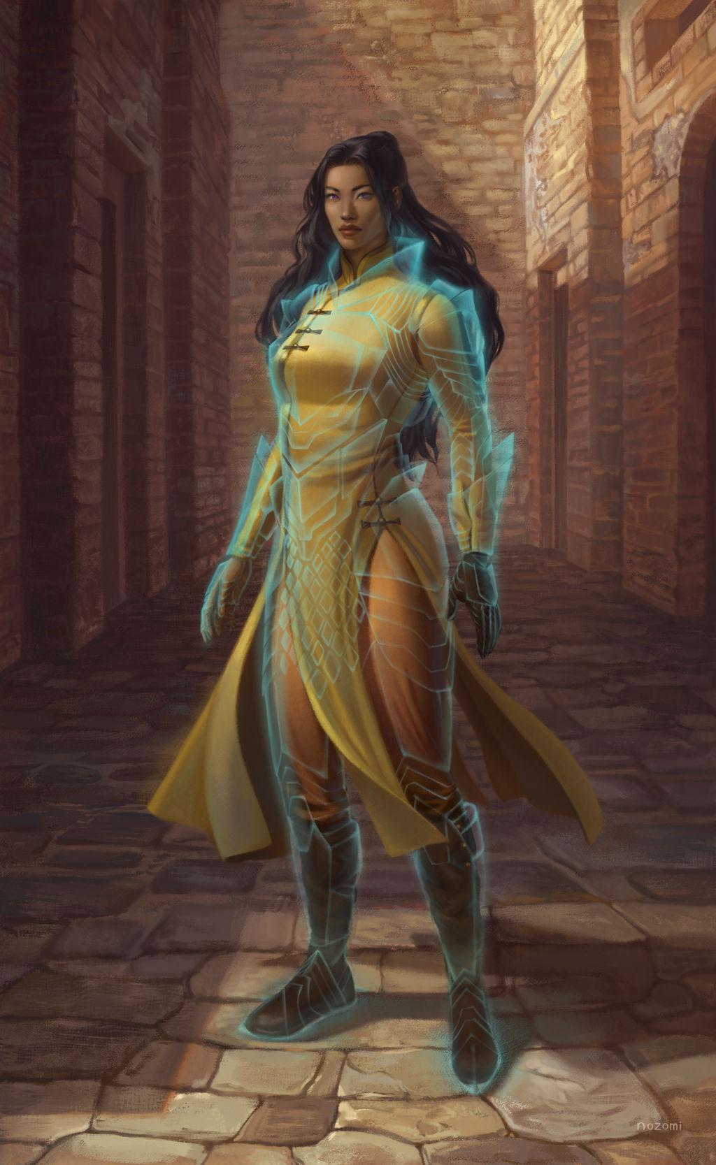 Commission- Jasnah
