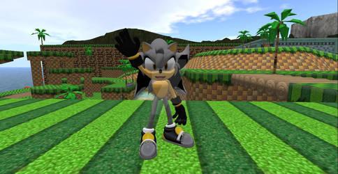 Classic Syn the hedgehog