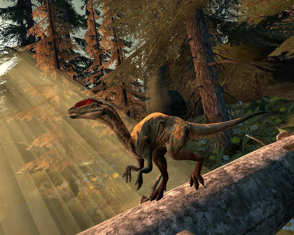 dilophosaurus primal carnage - photo #1
