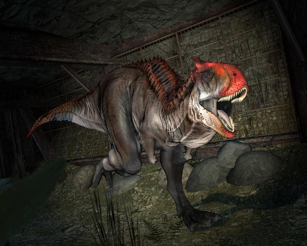 Primal Carnage: Carnotorus by Merchasaurus