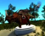 Dino D-Day: Styracosaurus