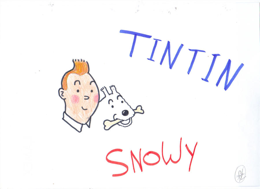 tintin and snowy wallpaper - photo #26